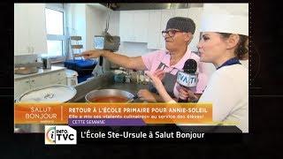 Info.TVC Cafétéria Ste Ursule (18-10-2019)