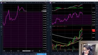 Live Trade   Two Trades, Short EOS, Short ETP, $550 Profit  Puts me at $1,050 in 24 hours