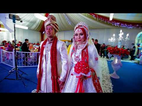 KOOCH by Nabeel Shaukat Ali |WEDDING PARTY| ''Raja & Putri'' ONE MINUTE