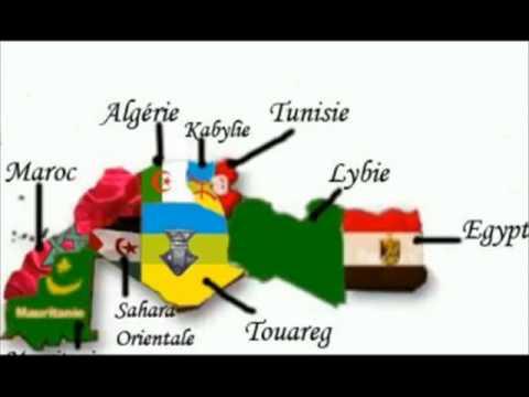 L Afrique Du Nord Est Composee De 9 Pays شمال افريقيا ب 9 دول