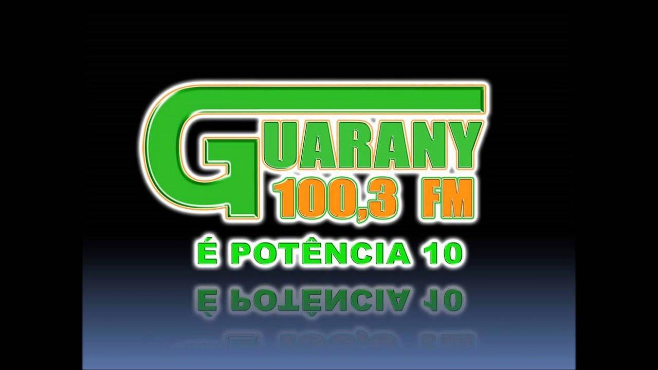 Prefixo - Guarany FM - 100,3 MHz - Santarém/PA - YouTube