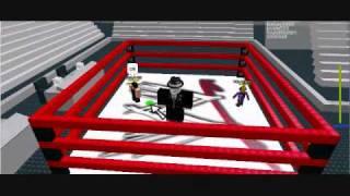 WWE Monday Night Raw (Roblox) 5-17-10 Part 2