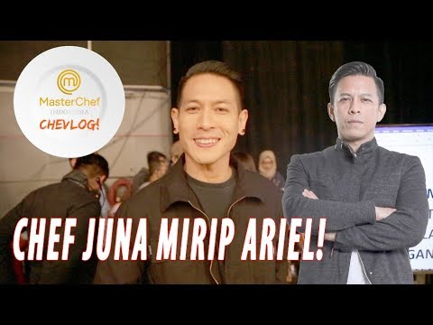 Pressure Semakin Memanas di Gallery  Chevlog MasterChef Indonesia