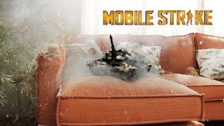 MOBILE STRIKE playtime