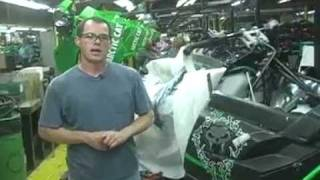 Arctic Cat Factory Tour
