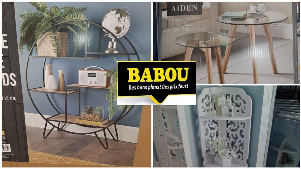 arrivage babou petit mobilier table basse pouf de tout style 6mars 2020