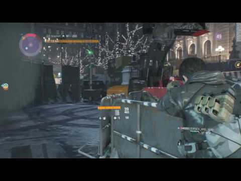 The Division- THE LAG IS REAL