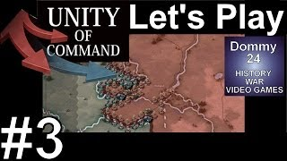 AG South 1 Lvov Attack | Unity of Command Black Turn Gameplay 1080p HD