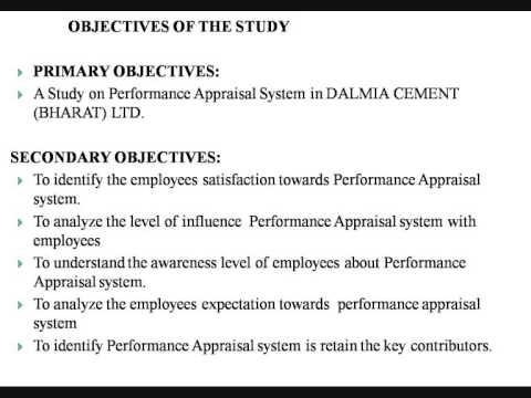 Vel Tech Arts Mba Hr Project Performance Appraisal System