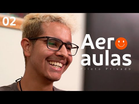 AEROAULAS   Diário a Bordo com Gustavo Souza   EP. 02 - Conhecimentos e rotina de estudos