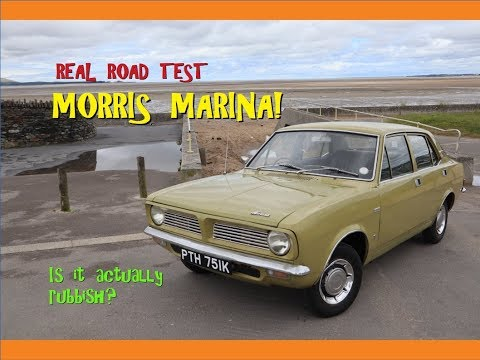 Real Road Test: Morris Marina! Is it actually rubbish?