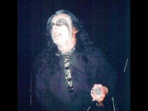 Cradle Of Filth Of Mist And Midnight Skies Live 1993