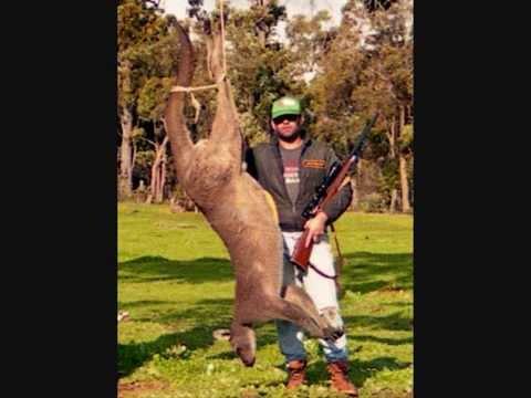 Biggest Kangaroo Ever Shot