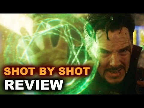Doctor Strange Trailer 2 REVIEW & BREAKDOWN