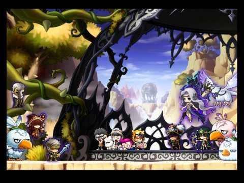 MapleStory BGM Knights Stronghold KMST 12359