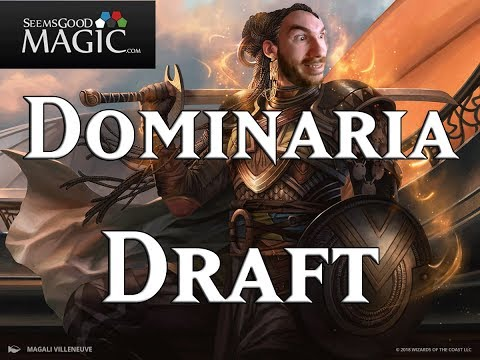 Dominaria Draft #22 - Drafting