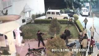 cc footage firing
