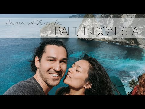 BALI HONEYMOON | Our First Time Traveling Together