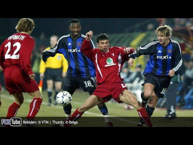 2003-2004 - UEFA-Cup - 02. 16de Finale - Debreceni VSC - Club Brugge 0-0