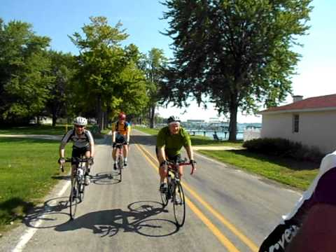 Ride to Harsen's Island, MI 2