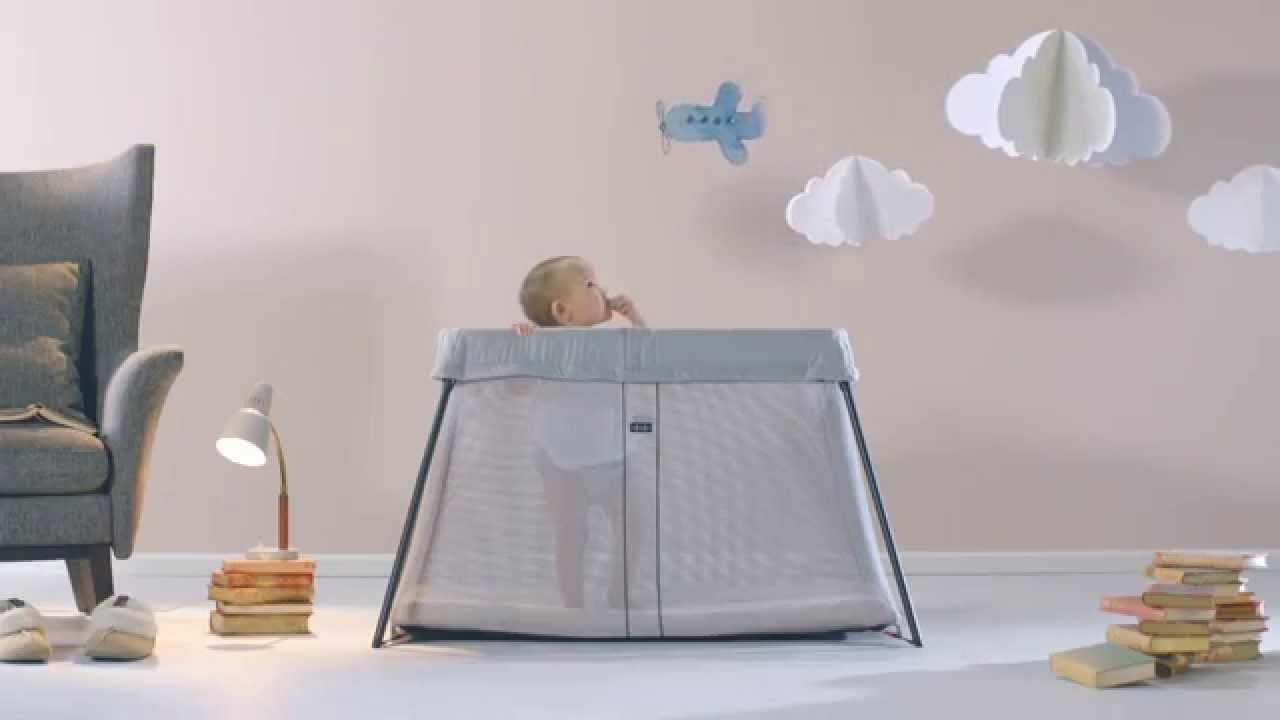 Babybjorn Lit Parapluie Light.Lit Parapluie Light De Babybjorn