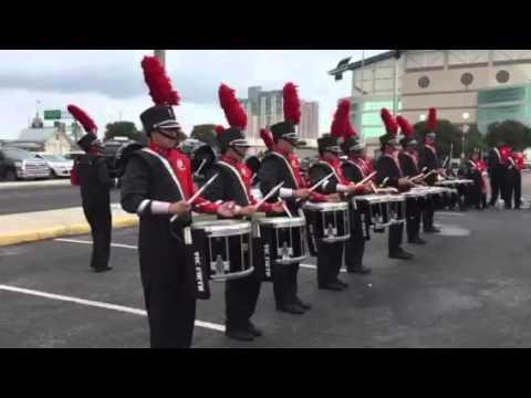 Lee H S Bands Of America San Antonio Tx Youtube