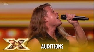 Giovanni Spano ROCKS The Stage But Splits The Judges? | The X Factor UK 2018