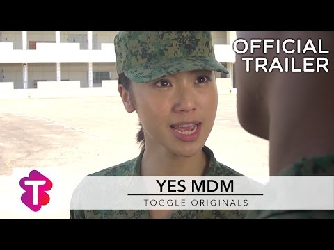 Officer Yang Lei! Yes Mdm!  (Yes Mdm 我的军官女友 Official Trailer)