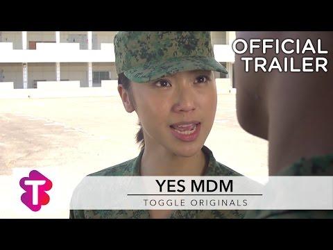 Officer Yang Lei! Yes Mdm!  Yes Mdm 我的军官女友