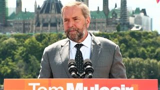 NDP prepared to bring change to Canadians