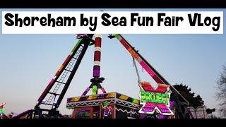 Coles Giant Fun Fair Vlog Shoreham by Sea March 2019