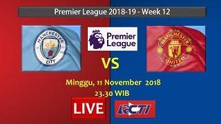 Jadwal Liga Inggris  Malam ini Manchester CITY VS Manchester UNITED Live streaming di tvbersama.com