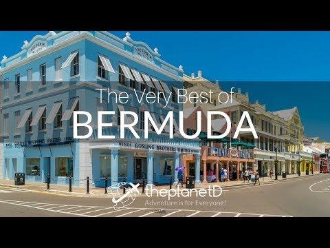 Bermuda Travel Vlog and a Superyacht Regatta | Sony & Hero 5 Session