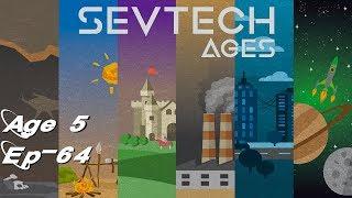 SevTech:Ages - Episode 64 - Immersive Tech Steam Power Setup
