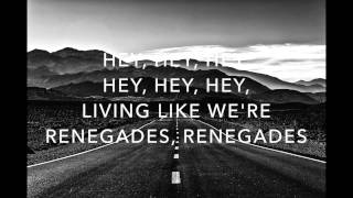 Video Renegades | X Ambassadors | Lyrics ☾☀ download MP3, 3GP, MP4, WEBM, AVI, FLV Oktober 2017