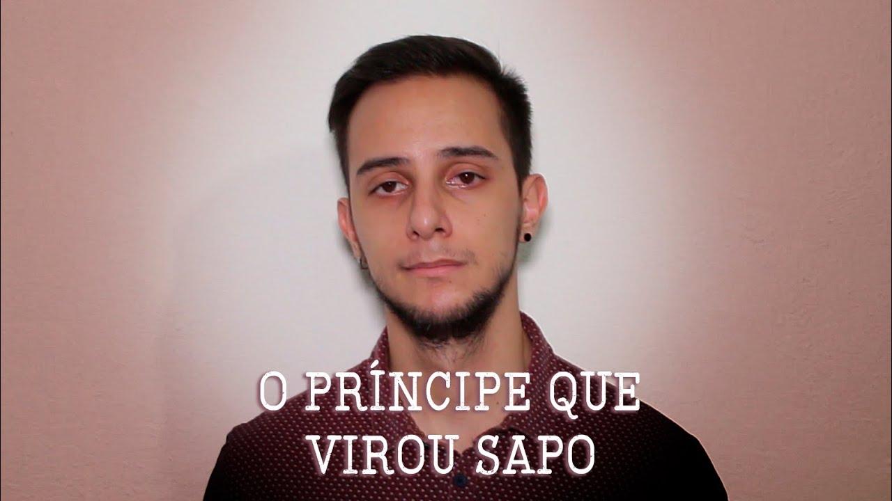 O PRÍNCIPE QUE VIROU SAPO (Violência Doméstica Gay) #SuaHistória
