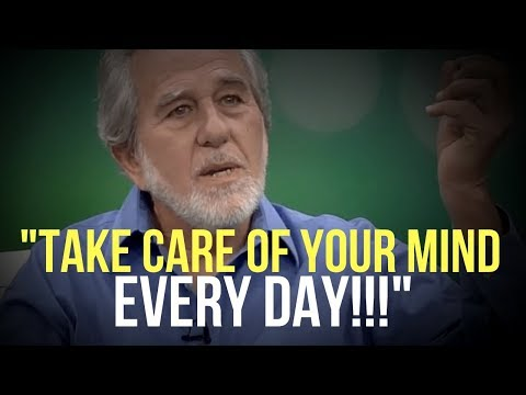 Dr. Bruce Lipton: Take Care of Your Mind EVERY DAY (A MUST WATCH)
