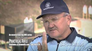Jerry Miculek Pratik tutuş için Tüfek AR-15 Eylem Çekim