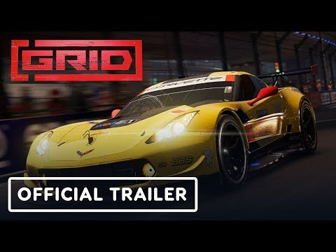 GRID - Official Gameplay Trailer