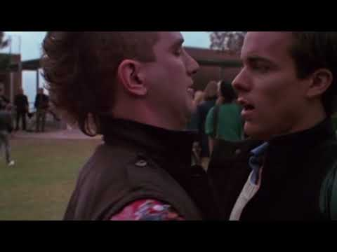 Dangerously Close (1986) Movie Trailer - John Stockwell, J. Eddie Peck & Carey Lowell