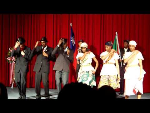 African Cultural Night (Ussua Dance Sao Tome and Principe)