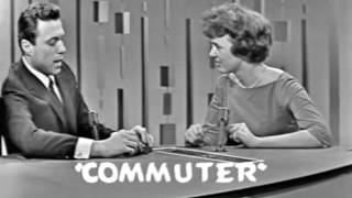 PASSWORD 1963-03-03 Florence Henderson & Steve Lawrence