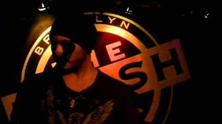 The Happy Problem - Material Girl (Madonna cover; Live @ The Trash Bar 05-24-12)