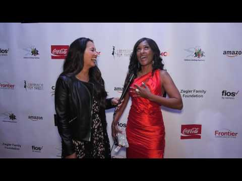Cinémoi's Oscars After Party Interview w/ Tina Weisinger