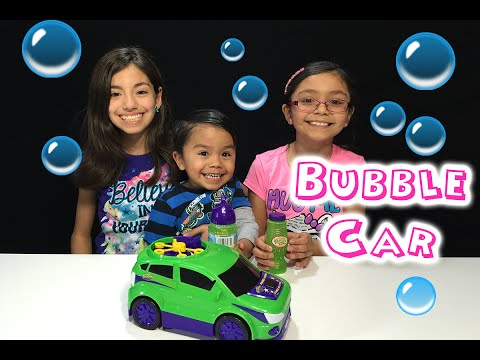 Totally Awesome BUBBLE CAR by Funrise Toys