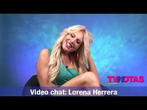 Video Chat Lorena Herrera