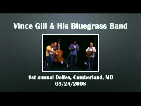 【CGUBA174】Vince Gill & His Bluegrass Band 05/24/2008