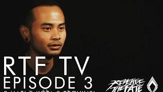 RTF TV - EPISODE 4 (3Hari 3Kota 3Provinsi)