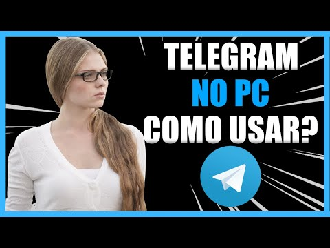 Telegram Web Como Funciona? Aprenda a usar o telegram online no PC