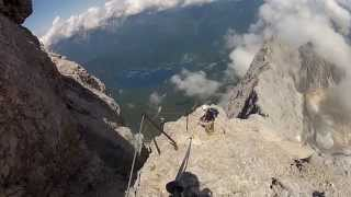 Zugspitze Höllental-Klettersteig